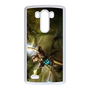 League Of Legends LG G3 Cell Phone Case White Yfqxw