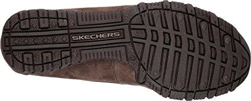 basses Chocolat 48930 Sneakers Skechers femme qBUfxO