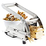 AirFry Mate, Stainless Steel French Fry Cutter, Commercial Grade...
