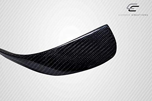 Carbon Creations Replacement for 2014-2015 Mercedes CLA Class Black Series Look Wide Body Front Bumper Accessories - 6 Piece by Carbon Creations (Image #5)