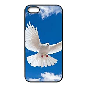 YCHZH Phone case Of Pigeon Cover Case For iPhone 5,5S