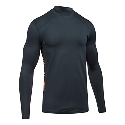 Fitted Reactor Long Sleeve Armour Layer Stealth Top Grey Base Under Coldgear 6CqHpn