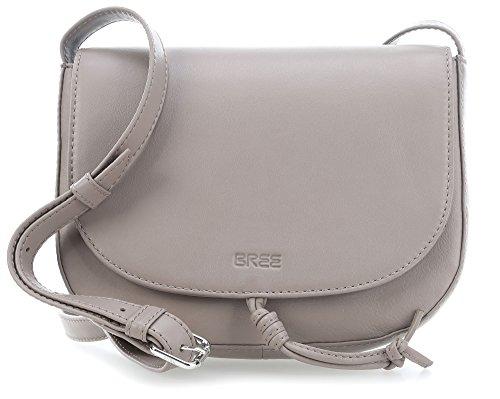 BREE Lusaka 1 Mini Bag Sac bandoulière cuir 22 cm rhino