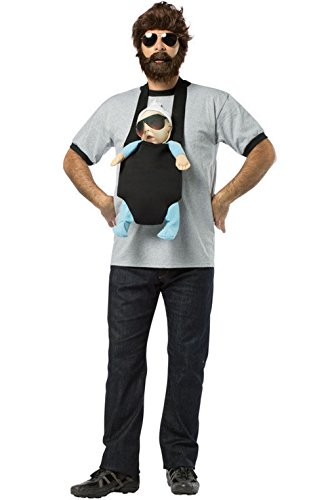 [Mememall Fashion The Hangover Alan Adult Halloween Costume Kit] (Funny Uniform Costumes)