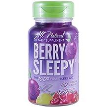 Berry Sleepy Sleep Aid 60 count - Pack of 2