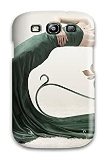 New Style Tpu S3 Protective Case Cover/ Galaxy Case - Artistic