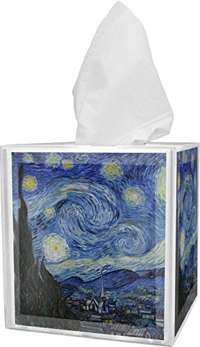 (RNK Shops The Starry Night (Van Gogh 1889) Tissue Box Cover)