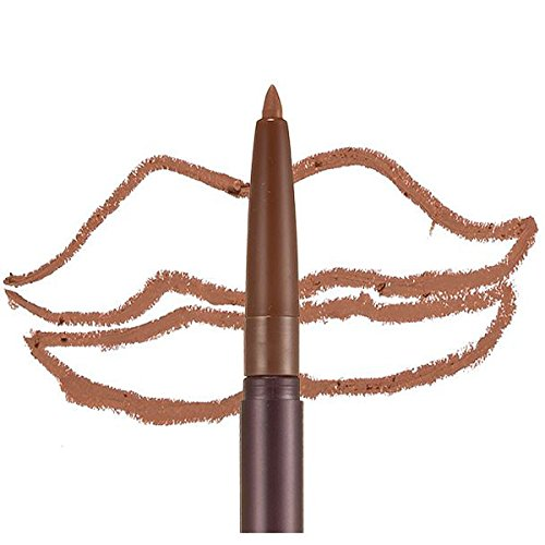 ETUDE HOUSE Soft Touch Auto Lip Liner, Milky Brown, 8 Count