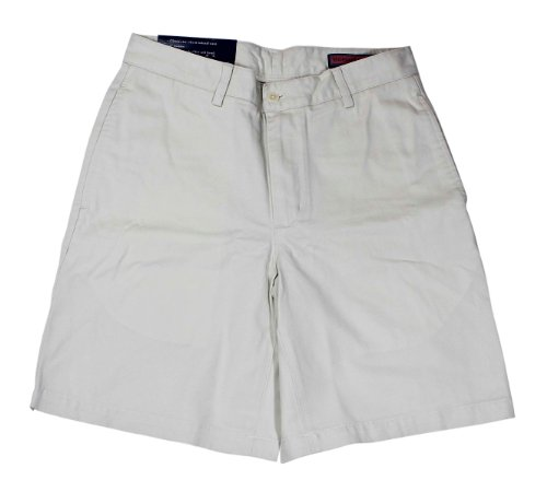 (Vineyard Vines Classic Fit Club Shorts Cotton Stone 34)