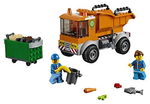 LEGO City - Camion della spazzatura, 60220 2 spesavip