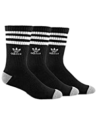 Adidas Youth Originals Crew – Calcetines (3 Pack)