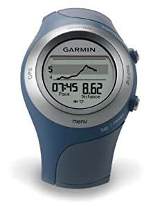 Garmin Forerunner 405CX GPS Sport Watch with Heart Rate Monitor (Blue)