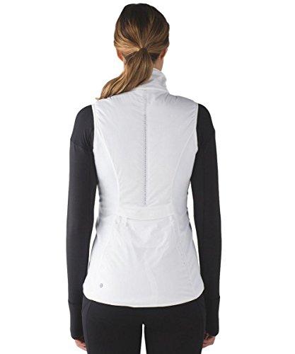 Lululemon - Run for Cold Vest - White - Size 10 by Lululemon (Image #1)