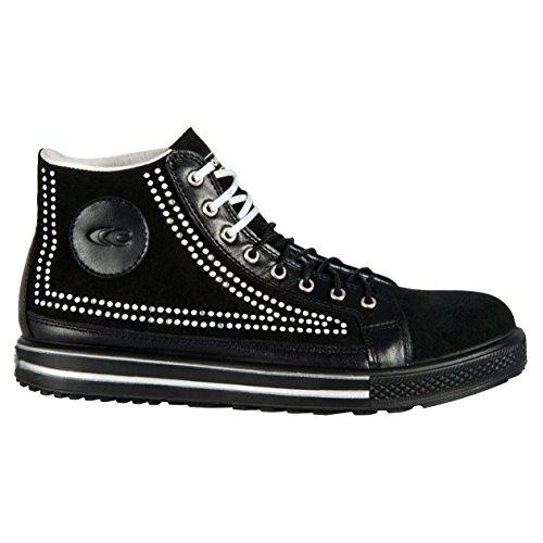 Noir 36 Chaussures sécurité SRC S1 Point Cofra Taille de de Paire P qPFxpv
