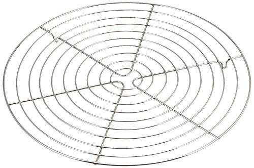 - Kaiser 769431 Cooling Rack Round 12.59 Inch Silver