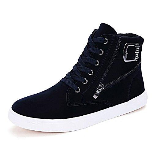 Blue shoes Mocassini Mocassini Shufang Uomo shoes Uomo Blue Shufang Shufang shoes d5twpCxqd