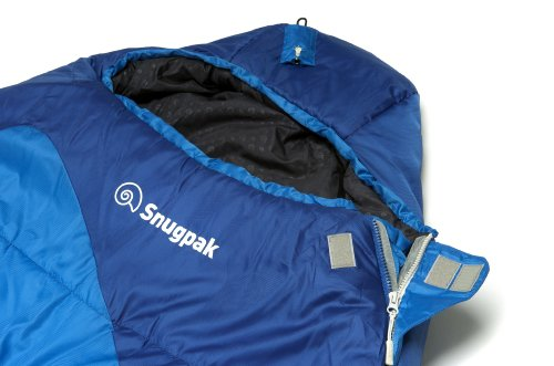 Snugpak Chrysalis 3 Sleeping Bag, Ocean Blue