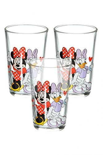 Minnie Mouse/ /–/ Set 3/ Bicchieri 23,7/ cl, 1153601/ mid101143