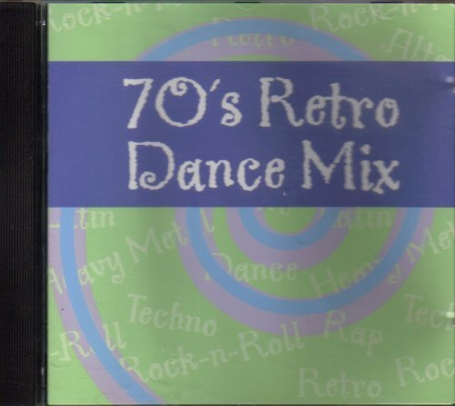 70's Retro Dance Mix (2000-05-03) - 70 Somerset Island
