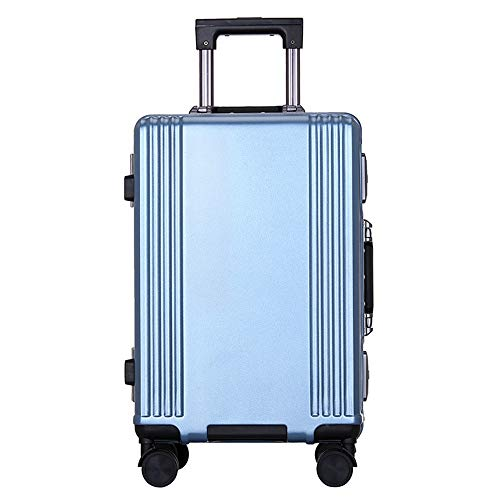 Luggage Suitcase Trolley Cases Lightweight Carry-on Uprights Suitcase 360° Silent Spinner Multidirectional Wheels…