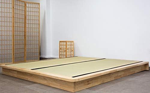 Futon On Line Base Tatami Provence, Natural, 180x200 cm ...