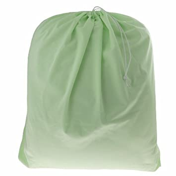 aa8cd43e154 Amazon.com : Blueberry Solid Colors Diaper Laundry Bag, Meadow Green : Baby Diaper  Liners : Baby