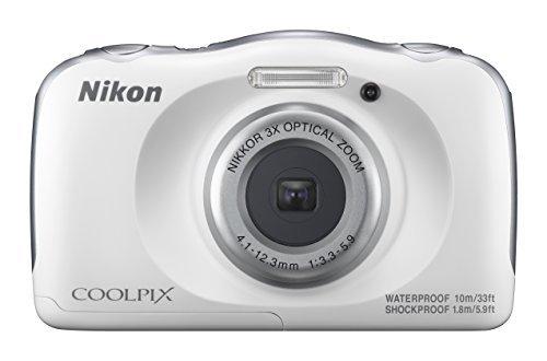 Nikon COOLPIX W100 (White)