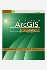 By Law, Michael ( Author ) [ { Getting to Know Arcgis for Desktop (Getting to Know) - IPS } ]Feb-2013 Paperback Paperback