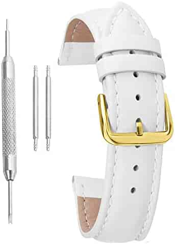 Watch Leather Strap 12mm Watch Band Replacement Bracelet Belt for Girls