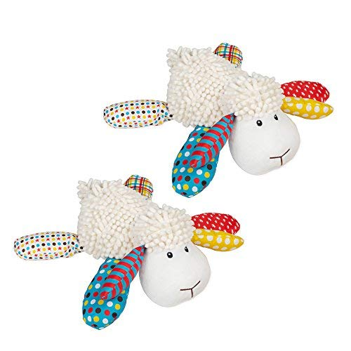 (Lil Prayer Buddy Louie the Lamb 3 Prayers, 2 Pack Set)