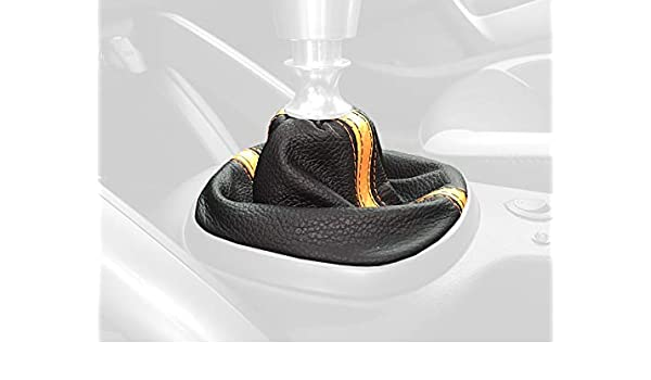 Amazon com: RedlineGoods shift boot compatible with Hyundai Veloster
