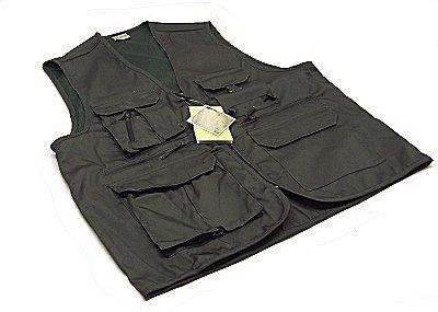 Weste Multi Taschen grün Größe 2X L Baumwollmischung 2926N8wEV