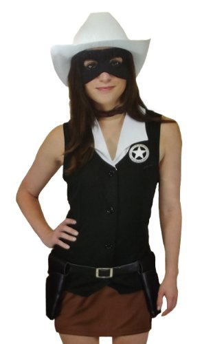 The Lone Ranger Female Lone Ranger Costume Small