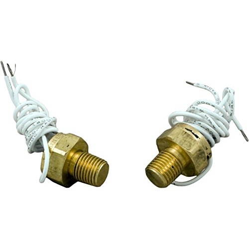 Jandy Hi-E2 Series Replacement Pool Heater Hi-Limit Switch Disc Set R0322700 ()