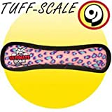 Ultimate Bone Dog Toy – Pink Leopard Print, My Pet Supplies