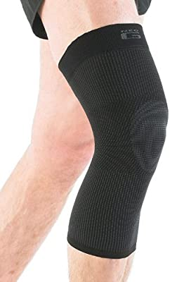 100a1de628 NEO G Airflow Knee Support - SMALL - Black - Medical Grade Quality sleeve,  Multi Zone Compression, lightweight, breathable, HELPS strains, sprains, ...
