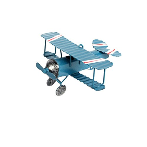 Iron Plane Aircraft Model Ornaments