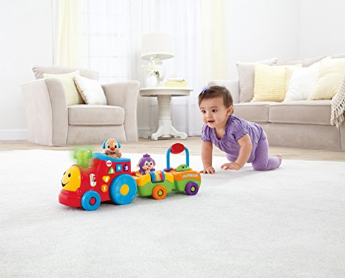 Fisher-Price Laugh & Learn Smart Stages Puppy's Smart Train by Fisher-Price (Image #1)