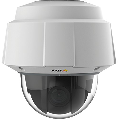 (AXIS Q6054-E Network Camera - Color, Monochrome)
