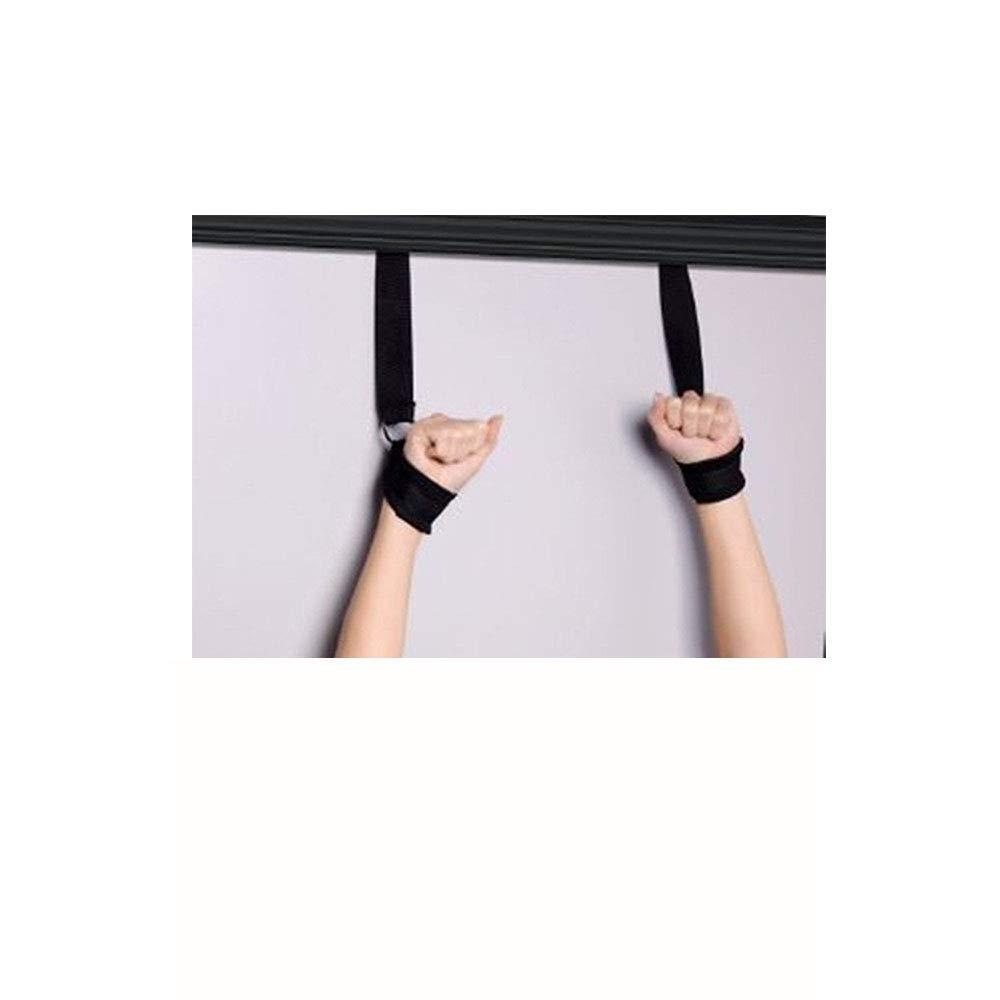 Sports Lanyard Black Nylon Wrist Protector