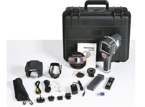 Infrared Building Diagnostics Thermal Imager, thermometer, infrared imaging, thermal imager