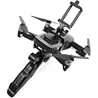 Owill Quick Release Handheld Gimbal Portable Tripod Gimbal Stabilizers For DJI Mavic Air (Black)