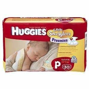 Huggies Supreme Little Snugglers Preemies