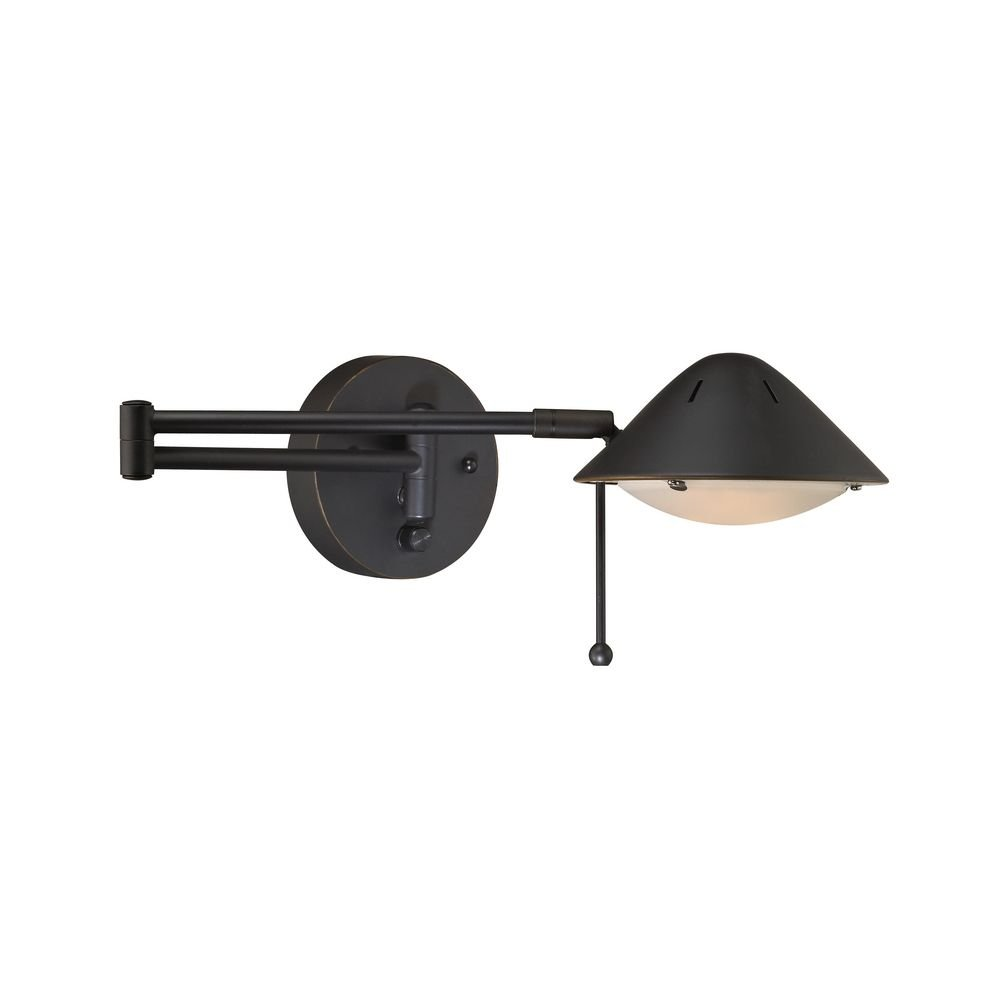 - Swing-Arm Wall Lamp - Wall Sconces - Amazon.com