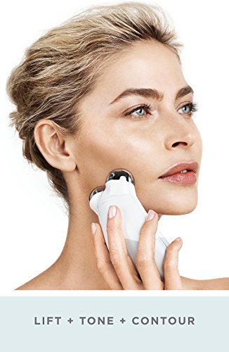 NuFACE Trinity Facial Trainer Kit | Wrinkle Reducer | Device Only | FDA Cleared At Home System