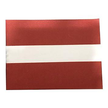 Amazon | 手旗 国旗 ラトビア共...