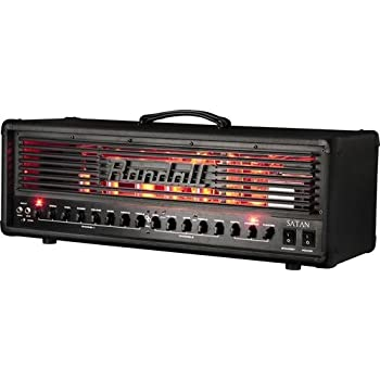 Randall SATAN Guitar Amplifier Head, Ola Englund Signature