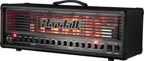 Randall SATAN Guitar Amplifier Head, Ola Englund Signature by Randall