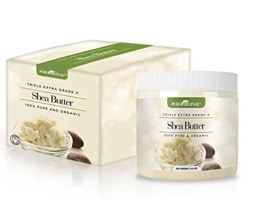 Pure-Original-Organic-Shea-Butter-88OZ--Unrefined-Pure-Raw-Ivory-Shea-Butter--Skin-Nourishing-Moisturizing-Healing-Ideal-for-Dry-Skin-Anti-Inflammatory-For-Skin-Care-Hair-Care