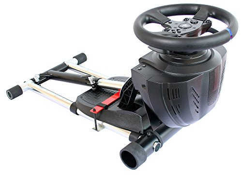 Wheel Stand Pro TX Deluxe Steering Wheelstand Compatible